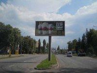 Билборд №222132 в городе Винница (Винницкая область), размещение наружной рекламы, IDMedia-аренда по самым низким ценам!