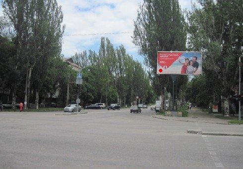 Билборд №222138 в городе Запорожье (Запорожская область), размещение наружной рекламы, IDMedia-аренда по самым низким ценам!