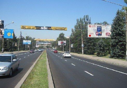 Билборд №222140 в городе Запорожье (Запорожская область), размещение наружной рекламы, IDMedia-аренда по самым низким ценам!