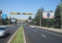 Билборд №222141 в городе Запорожье (Запорожская область), размещение наружной рекламы, IDMedia-аренда по самым низким ценам!