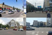 Экран №222190 в городе Житомир (Житомирская область), размещение наружной рекламы, IDMedia-аренда по самым низким ценам!
