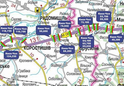 IDMedia Арендовать и разместить Арку в городе Житомир (Житомирская область) №222199 схема