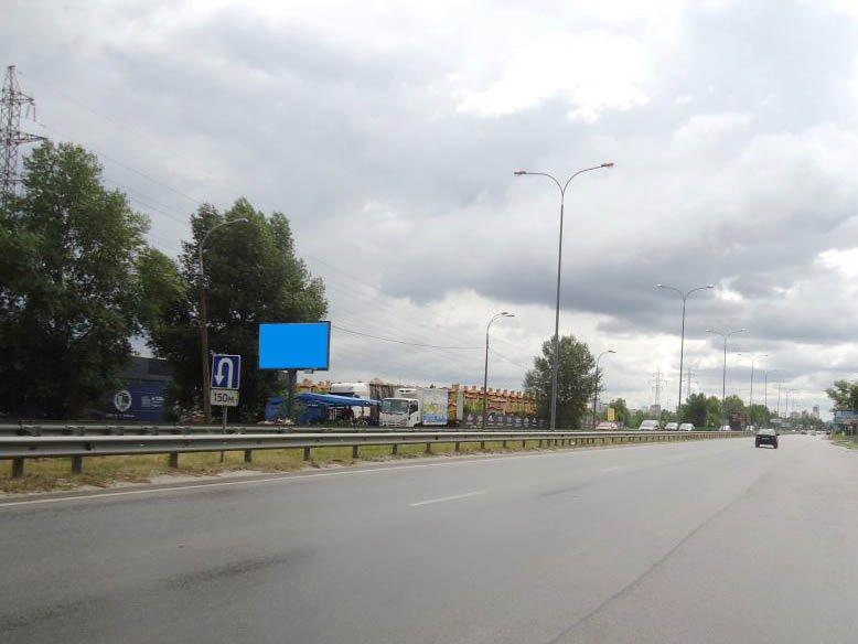 Билборд №222219 в городе Киев (Киевская область), размещение наружной рекламы, IDMedia-аренда по самым низким ценам!