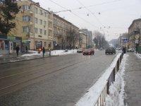 Ситилайт №223684 в городе Львов (Львовская область), размещение наружной рекламы, IDMedia-аренда по самым низким ценам!