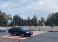 Экран №223846 в городе Прилуки (Черниговская область), размещение наружной рекламы, IDMedia-аренда по самым низким ценам!