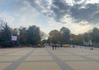 Экран №223847 в городе Прилуки (Черниговская область), размещение наружной рекламы, IDMedia-аренда по самым низким ценам!