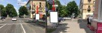 Ситилайт №224135 в городе Днепр (Днепропетровская область), размещение наружной рекламы, IDMedia-аренда по самым низким ценам!