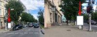 Ситилайт №224165 в городе Днепр (Днепропетровская область), размещение наружной рекламы, IDMedia-аренда по самым низким ценам!