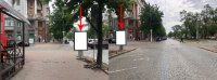 Ситилайт №224183 в городе Днепр (Днепропетровская область), размещение наружной рекламы, IDMedia-аренда по самым низким ценам!