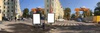 Ситилайт №224327 в городе Днепр (Днепропетровская область), размещение наружной рекламы, IDMedia-аренда по самым низким ценам!