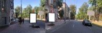 Ситилайт №224331 в городе Днепр (Днепропетровская область), размещение наружной рекламы, IDMedia-аренда по самым низким ценам!