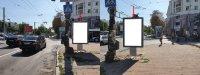 Ситилайт №224334 в городе Днепр (Днепропетровская область), размещение наружной рекламы, IDMedia-аренда по самым низким ценам!