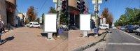 Ситилайт №224335 в городе Днепр (Днепропетровская область), размещение наружной рекламы, IDMedia-аренда по самым низким ценам!
