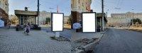 Ситилайт №224339 в городе Днепр (Днепропетровская область), размещение наружной рекламы, IDMedia-аренда по самым низким ценам!