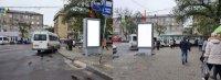 Ситилайт №224340 в городе Днепр (Днепропетровская область), размещение наружной рекламы, IDMedia-аренда по самым низким ценам!
