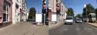 Ситилайт №224345 в городе Днепр (Днепропетровская область), размещение наружной рекламы, IDMedia-аренда по самым низким ценам!