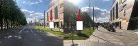 Ситилайт №224391 в городе Днепр (Днепропетровская область), размещение наружной рекламы, IDMedia-аренда по самым низким ценам!