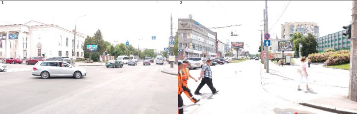 Экран №224908 в городе Хмельницкий (Хмельницкая область), размещение наружной рекламы, IDMedia-аренда по самым низким ценам!