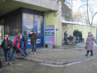 Ситилайт №224986 в городе Львов (Львовская область), размещение наружной рекламы, IDMedia-аренда по самым низким ценам!