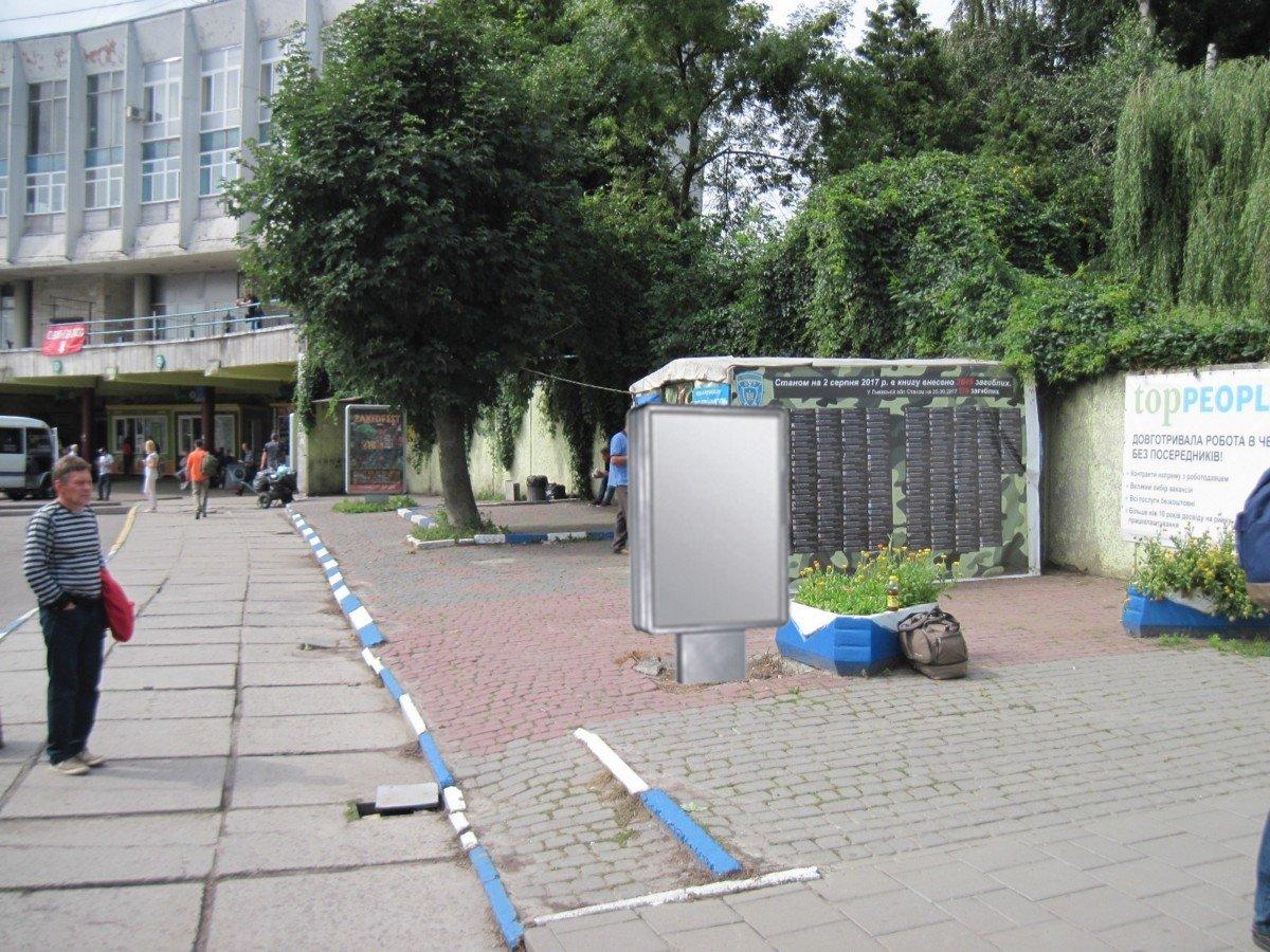Ситилайт №224989 в городе Львов (Львовская область), размещение наружной рекламы, IDMedia-аренда по самым низким ценам!