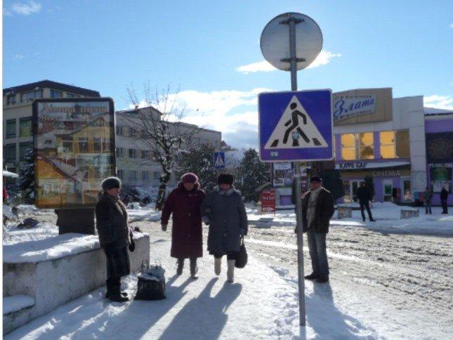 Ситилайт №225025 в городе Трускавец (Львовская область), размещение наружной рекламы, IDMedia-аренда по самым низким ценам!