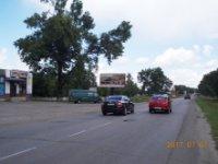 Билборд №225049 в городе Ромны (Сумская область), размещение наружной рекламы, IDMedia-аренда по самым низким ценам!