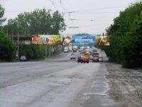 Арка №225411 в городе Харьков (Харьковская область), размещение наружной рекламы, IDMedia-аренда по самым низким ценам!