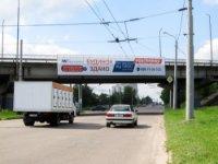 Арка №225414 в городе Харьков (Харьковская область), размещение наружной рекламы, IDMedia-аренда по самым низким ценам!