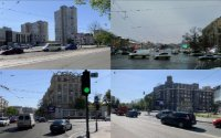 Экран №225416 в городе Харьков (Харьковская область), размещение наружной рекламы, IDMedia-аренда по самым низким ценам!