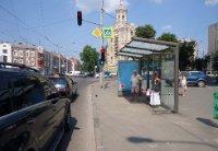Ситилайт №225438 в городе Харьков (Харьковская область), размещение наружной рекламы, IDMedia-аренда по самым низким ценам!