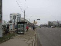 Остановка №225754 в городе Львов (Львовская область), размещение наружной рекламы, IDMedia-аренда по самым низким ценам!