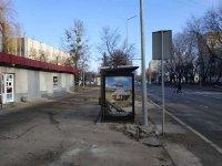 Остановка №225756 в городе Львов (Львовская область), размещение наружной рекламы, IDMedia-аренда по самым низким ценам!