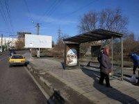 Остановка №225759 в городе Львов (Львовская область), размещение наружной рекламы, IDMedia-аренда по самым низким ценам!