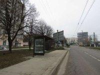 Остановка №225762 в городе Львов (Львовская область), размещение наружной рекламы, IDMedia-аренда по самым низким ценам!