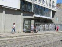 Остановка №225766 в городе Львов (Львовская область), размещение наружной рекламы, IDMedia-аренда по самым низким ценам!
