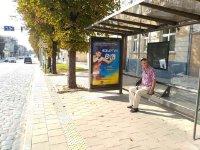 Остановка №225771 в городе Львов (Львовская область), размещение наружной рекламы, IDMedia-аренда по самым низким ценам!