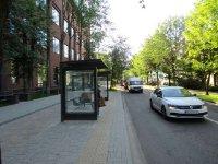 Остановка №225783 в городе Львов (Львовская область), размещение наружной рекламы, IDMedia-аренда по самым низким ценам!