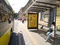 Остановка №225788 в городе Львов (Львовская область), размещение наружной рекламы, IDMedia-аренда по самым низким ценам!
