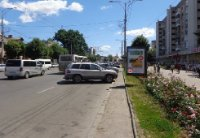 Ситилайт №226008 в городе Винница (Винницкая область), размещение наружной рекламы, IDMedia-аренда по самым низким ценам!