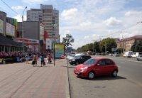 Ситилайт №226012 в городе Винница (Винницкая область), размещение наружной рекламы, IDMedia-аренда по самым низким ценам!