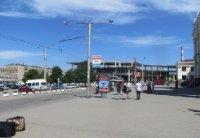 Ситилайт №226107 в городе Запорожье (Запорожская область), размещение наружной рекламы, IDMedia-аренда по самым низким ценам!