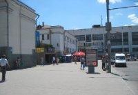 Ситилайт №226108 в городе Запорожье (Запорожская область), размещение наружной рекламы, IDMedia-аренда по самым низким ценам!