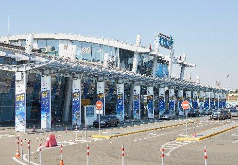 Брандмауэр №226173 в городе Киев (Киевская область), размещение наружной рекламы, IDMedia-аренда по самым низким ценам!