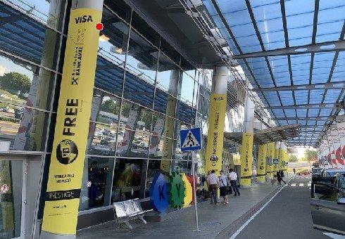 Брандмауэр №226174 в городе Киев (Киевская область), размещение наружной рекламы, IDMedia-аренда по самым низким ценам!