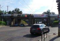 Арка №226296 в городе Киев (Киевская область), размещение наружной рекламы, IDMedia-аренда по самым низким ценам!