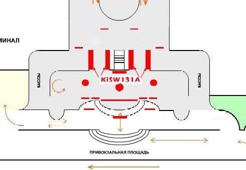 IDMedia Наружная реклама в городе Киев (Киевская область), Indoor в городе Киев №226344 схема