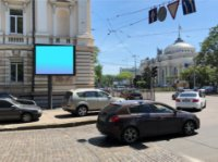 Скролл №226803 в городе Одесса (Одесская область), размещение наружной рекламы, IDMedia-аренда по самым низким ценам!