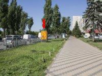 Ситилайт №227664 в городе Киев (Киевская область), размещение наружной рекламы, IDMedia-аренда по самым низким ценам!