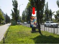 Ситилайт №227665 в городе Киев (Киевская область), размещение наружной рекламы, IDMedia-аренда по самым низким ценам!