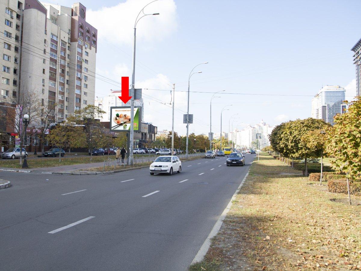 Бэклайт №227855 в городе Киев (Киевская область), размещение наружной рекламы, IDMedia-аренда по самым низким ценам!
